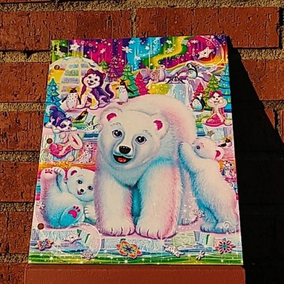 Lisa Frank Other - Lisa Frank Fantasea Family Folder